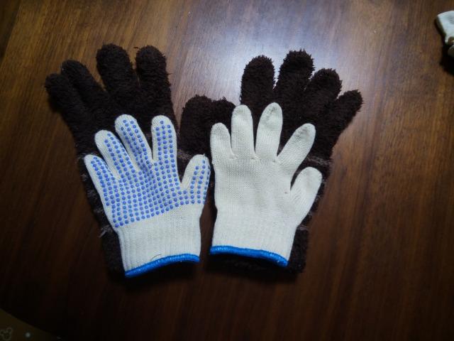 大人用手袋と比較